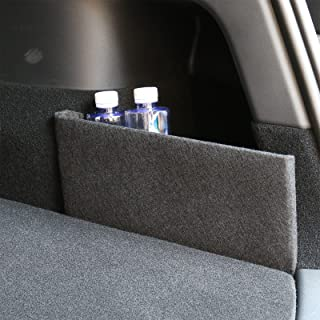 Carwiner Rear Trunk Organizer Side Divider for Tesla Model Y Interior Accessories