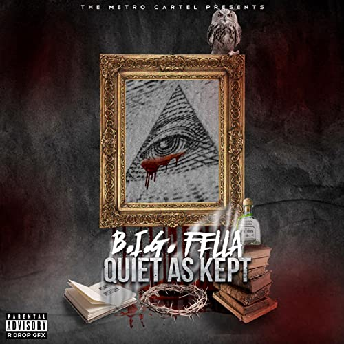 Moment Of Silence [Explicit] by B.I.G. Fella on Amazon Music ...