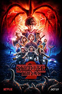 Stranger Things Season 2 Posters and Prints Unframed Wall Art Gifts 12x18 Inches