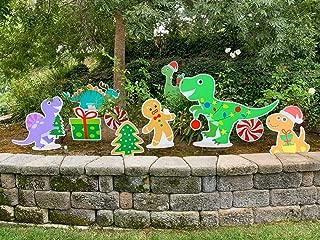 Best dinosaur yard decoration Reviews