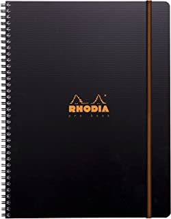 Rhodia Business Collection Pro Book Spiral Bound Notebook - A4+