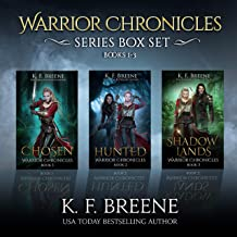 Warrior Chronicles Boxed Set (Books 1-3)