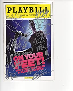 Best on your feet playbill Reviews
