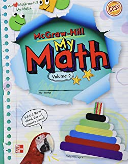 McGraw Hill My Math, Grade 2, Vol. 2 (ELEMENTARY MATH CONNECTS)