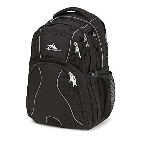 4d1c03d8d7c High Sierra Swerve Laptop Backpack, Great for High School, College Backpack,  School Bag