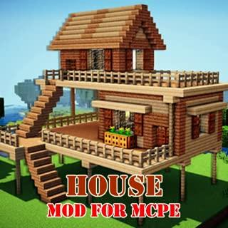 Mods : House Mod for MCPE