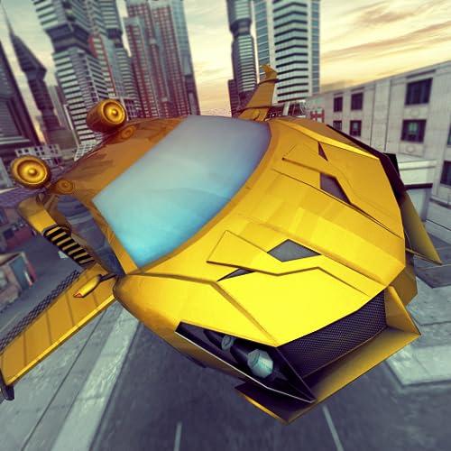 Sports Flying Car Simulator 3d Games