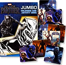 Best marvel black panther coloring book Reviews
