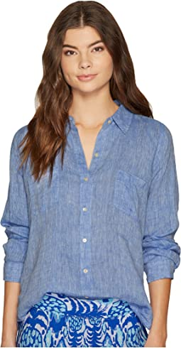 Lilly Pulitzer - Sea View Button Down