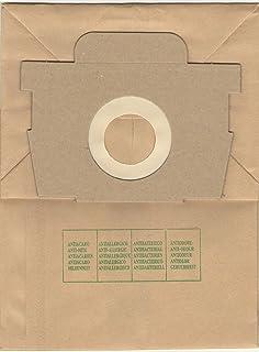 2 FILTRI Sacchetto per la polvere FILTRO SACCHETTI 10 Sacchetto per aspirapolvere per Rowenta RB 20
