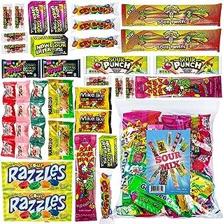Sour Candy Bulk - Sour Candy Assortment - Bulk Sour Candy - Mix Sour Candy - Sour Candy Mix - Sour Candy Variety - Bulk Candy - 2 Pounds