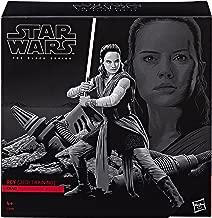 Star Wars Juguete Black Series Deluxe Rey