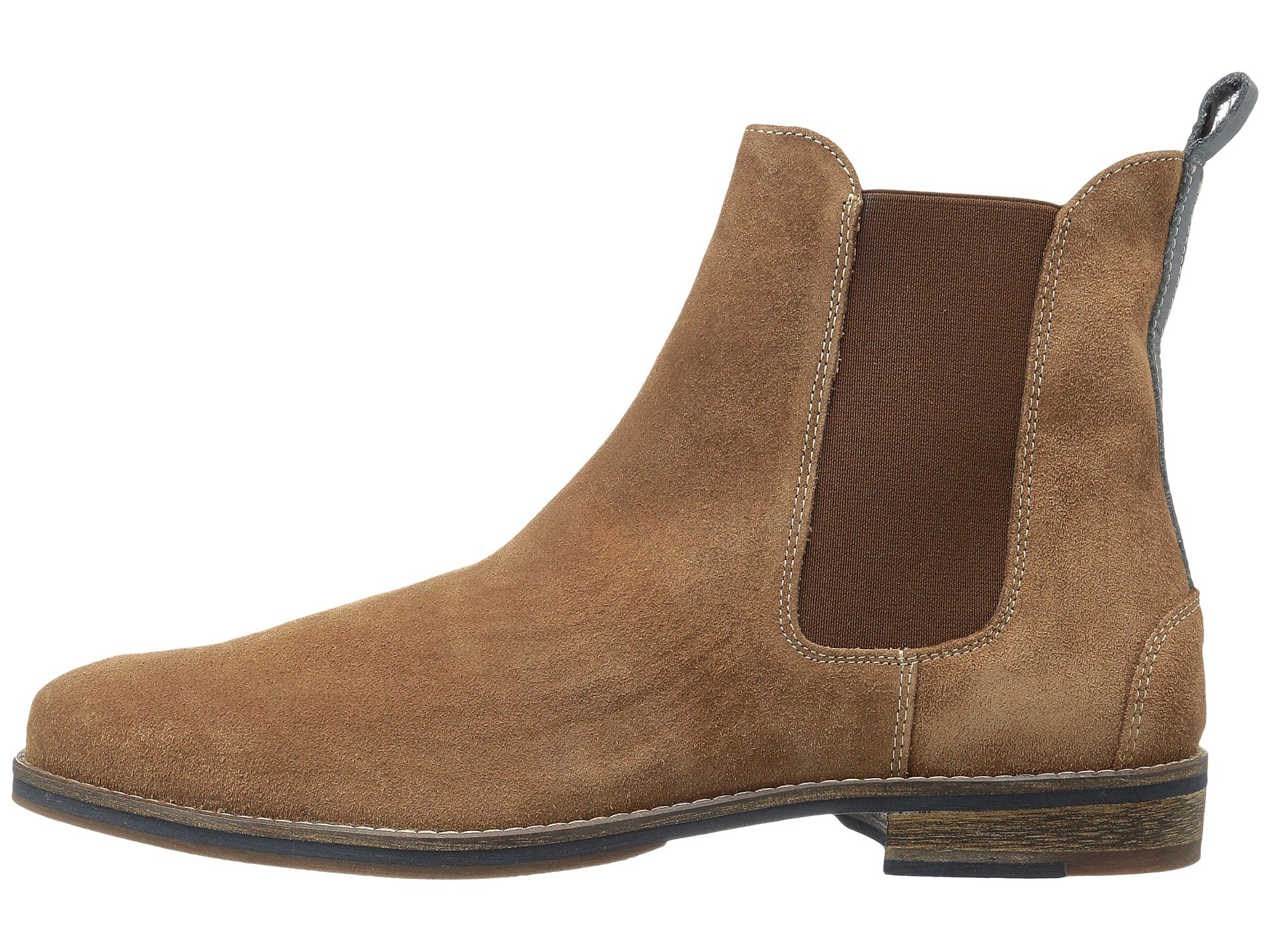 Suede City Tan Boot Chelsey Parc wRIH0fRq