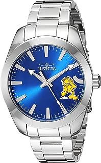 Invicta 25164 - Reloj casual de cuarzo para hombre, diseño de Character Collection, color plateado