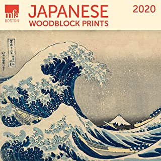 Best japanese woodblock print calendar Reviews