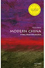 Modern China: A Very Short Introduction (Very Short Introductions) Kindle Edition