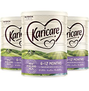 Karicare 2 Baby Follow-On Formula from 6-12 Months Bundle Pack, 2.7 kg