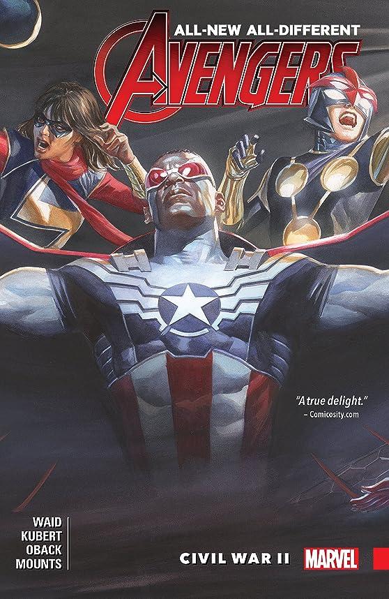 抽出看板社会All-New, All-Different Avengers Vol. 3: Civil War II (All-New, All-Different Avengers (2015-2016)) (English Edition)