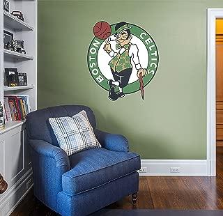 Fathead NBA Boston Celtics Boston Celtics: Logo - Giant Officially Licensed NBA Removable Wall Decal - 62-62204