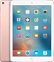 Apple iPad Pro Tablet (256GB, Wi-Fi, 9.7in) Rose (Renewed)