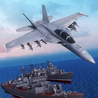 WW2 Navy Warship Combat : Fighter Jet Airbattle War Action Game 3D