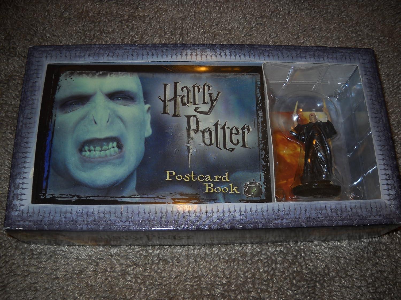 Precio al por mayor y calidad confiable. Harry Harry Harry Potter PostCoched Book with Limited Edition Voldemort Figura  ventas calientes