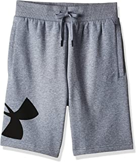 Under Armour Men's Rival Fleece Logo Sweatshort Shorts