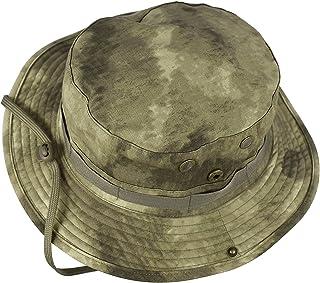 Chapeau de Protection Solaire Multicolore de Camouflage pour Airsoft Paintball Climb Camping Chasse en Plein Air COZYJIA Tactique Casquette de Baseball Hat