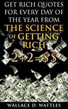 Best the science of getting rich quotes Reviews