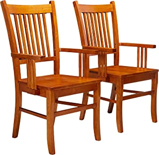 Best solid wood arm chair Reviews