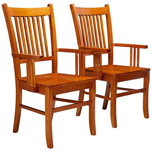 Mission Style Kitchen Dining Chairs: Amazon.com