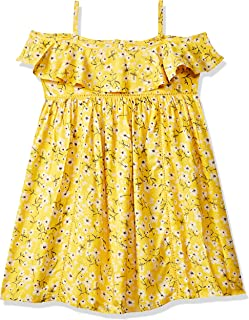 028e8da76003c Yellows Girls' Dresses: Buy Yellows Girls' Dresses online at best ...