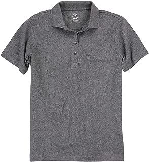 Women's Short Sleeve Poly/Cotton Pique Polo Shirt