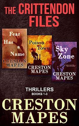 The Crittendon Files: THRILLERS, Books 1-3 (The Crittendon Files Boxset Series) (English Edition)