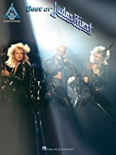Best of Judas Priest Songbook (Guitar Recorded Versions) (English Edition)