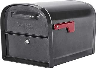 Architectural Mailboxes 6300P-10 Locking Parcel Mailbox X-Large Pewter (Renewed)