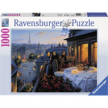 Ravensburger Italy 1000 Pezzi Puzzle Santorini 19611