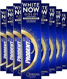 Prodent White Now Gold Tandpasta - 12 x 75 ml - Voordeelverpakking
