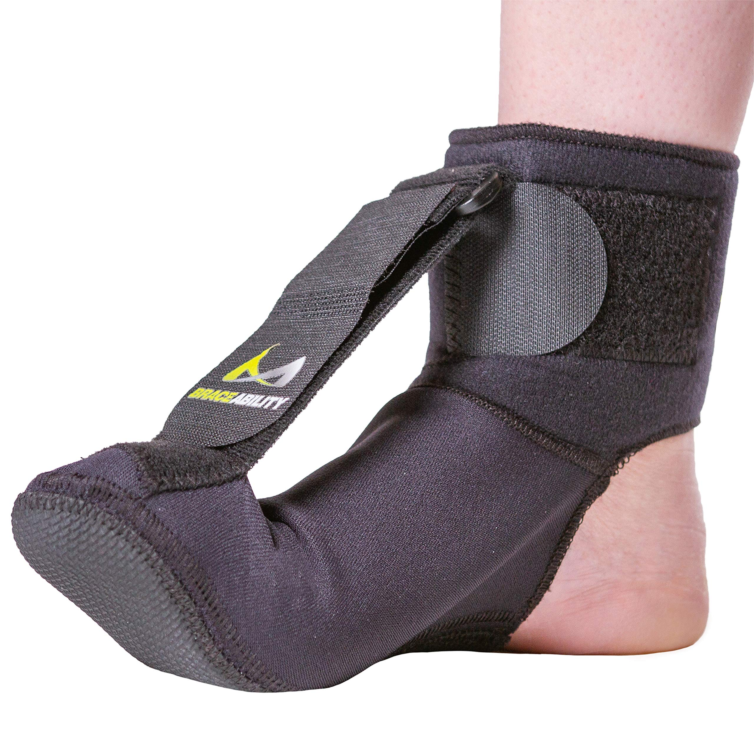 BraceAbility Fasciitis Stretching Tendonitis Compression
