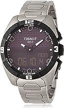 Tissot Men's T0914204405100 T-Touch Expert Solar Analog-Digital Display Swiss Quartz..