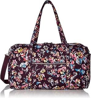 Large Travel Duffel Bag, Signature Cotton
