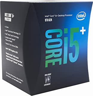 Intel Core I5-8400 2.80Ghz+Optane 16GB Processor, BO80684I58400