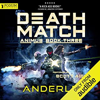 Death Match: Animus, Book 3
