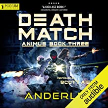 Death Match: Animus, Book 3