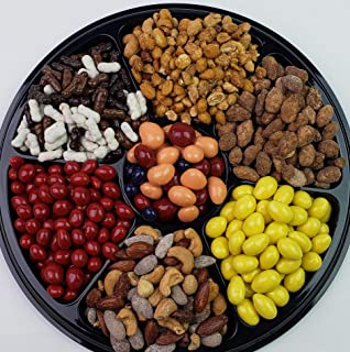 A-1 Deluxe Nutty Snacks Gift Tray -Perfect for Birthdays, Parties, Sympathy & all occation Events