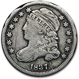 1809-1837 Capped Bust Dime Culls Dime Poor