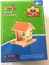 Create & Learn Bird Feeder