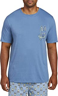 Psycho Bunny Big and Tall Bunny T-Shirt