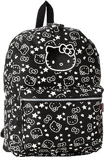 FAB Starpoint Big Girls' Hello Kitty 16 Inch Glow In The Dark Backpack