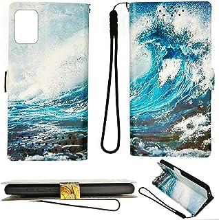 HUAYIJIE Flip ケース Case for VIVO Y70S V2002A ケース Case Cover CL